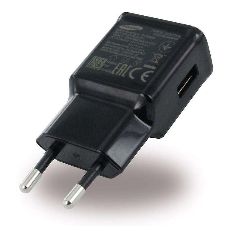 Samsung DP TA20EBE quick charging power supply, charger cable USB-C EP-DW700CBE black, Galaxy S10 S9 S8 rated 8 9 bulk