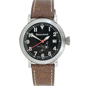 Aristo gentlemen Messerschmitt ME163 SCL plane/watch leather