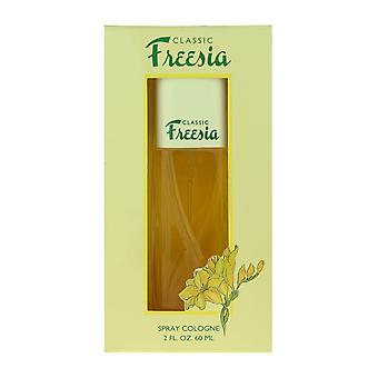 Dana Classic Freesia Spray Colonia 2,0 Oz/60 ml en caja