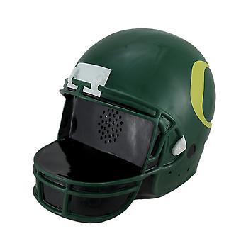 俄勒冈鸭子足球头盔景观记忆蓝牙扬声器