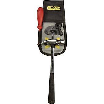 Martillos, martillos herramienta bumbag (vacía) L + D Upixx 8340