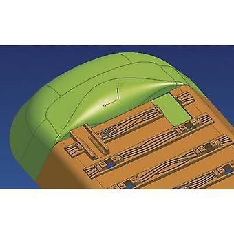 61180 H0 Roco GeoLine (incl. track bed) Eindstuk