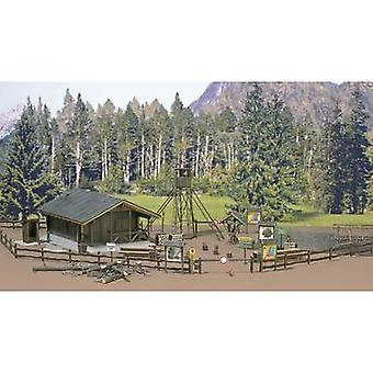 Busch 6042 H0 hytte