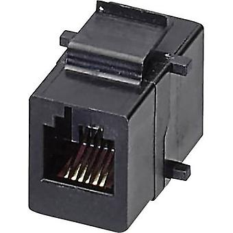 VS-RJ11-BU-MOD/BU-RJ11 socket insert VS-RJ11-BU-MOD/BU Phoenix Contact 1656356 1 pc(s)