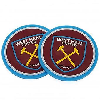 West Ham United 2pk-och dalbana tågset