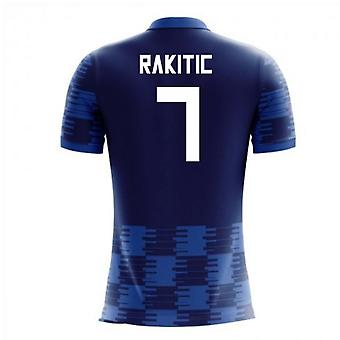 2018-19 Croatie Concept Away Shirt (Rakitic 7) - Kids