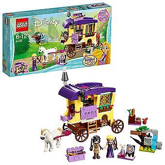 LEGO 41157 Disney Princess Rapunzel's Traveling Caravan Building Set