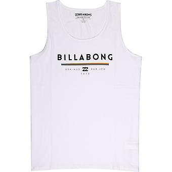 Billabong Unity hihaton T-paita valkoinen