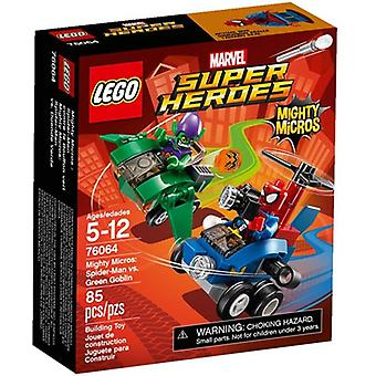 LEGO 76064 Mighty Micros: Spider-Man vs. Green Goblin