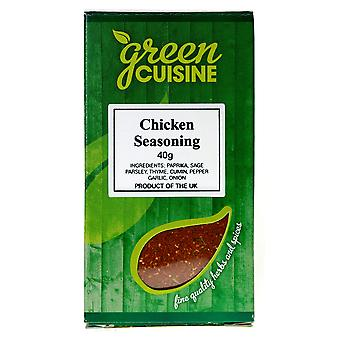 Green Cuisine Chicken Seasoning