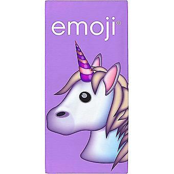 Emoji Unicorn Towel Bath Towel 140 * 70cm