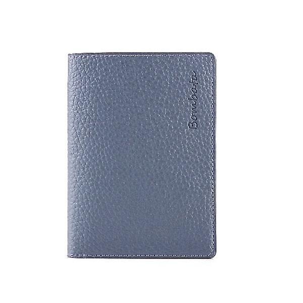 Bombata Passport Wallet - Charcoal