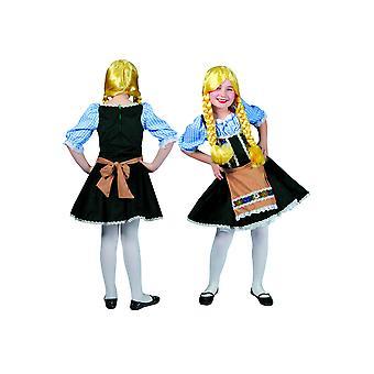 Infantiles disfraces vestido del niño bávaro