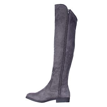 Style & Co. Womens Hadleyy Round Toe Over Knee Fashion Boots