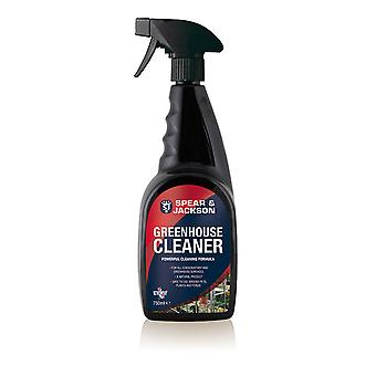 Conservatory Greenhouse Cleaner Spear and Jackson 750ml Ready to Use