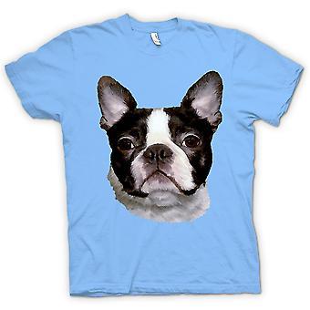 Kids t-skjorte - Boston Skrekkelig Pet - hunden