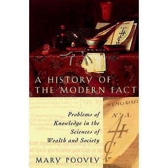 Eine Geschichte der modernen Tatsache - Probleme des Wissens in den Wissenschaften-o