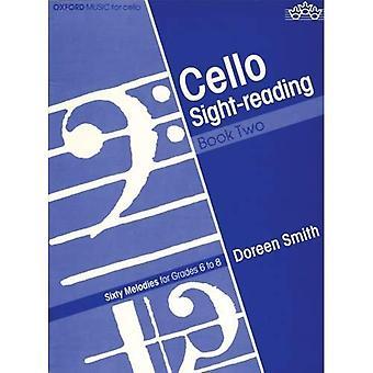 Libro 2 de lectura violonchelo: BK. 2