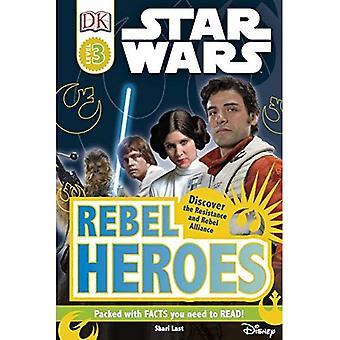 Star Wars Rebel Heroes (DK lezers niveau 3)