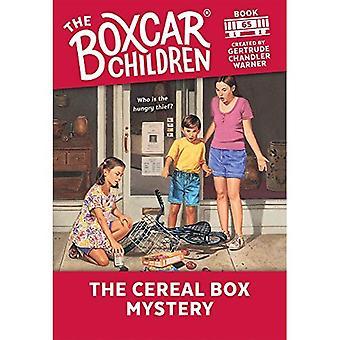 De Mystery Box granen (Boxcar kinderen)