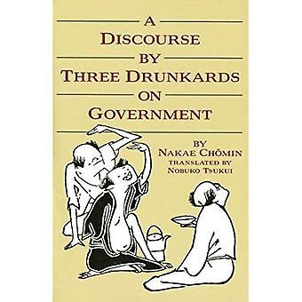 Dyskurs przez trzech pijaków na rząd (UNESCO kolekcji reprezentatywnych dzieł)