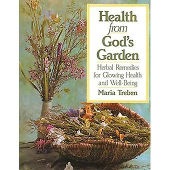 Health from God's Garden: Herbal Remedies for Glowing Health and Glorious Well-being