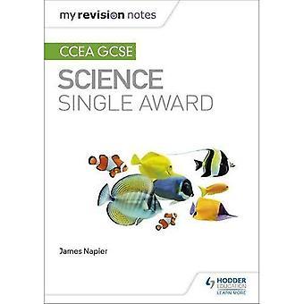Notatene revisjon: CCEA GCSE Science enkelt Award