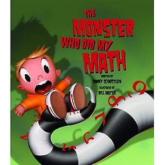 De Monster die deed mijn wiskunde