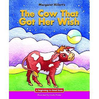 La vache qui a obtenu son souhait (début à lire)