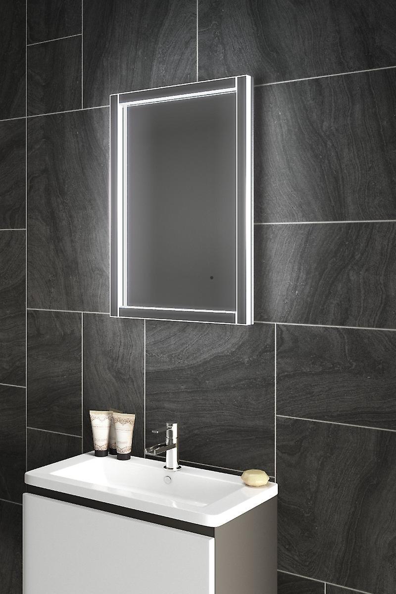 Diamond x Valance Bathroom Mirror With Infra-red sensor & Demister pad