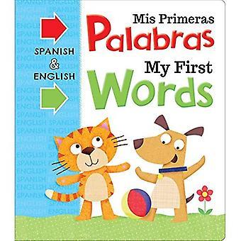 MIS Primeras Palabras My First Words [Board book]