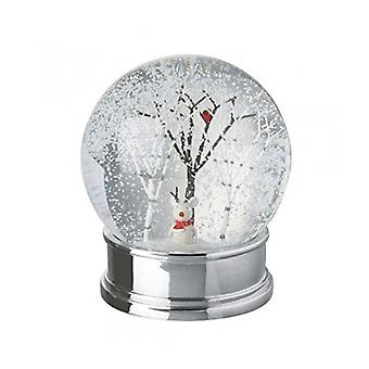 Heaven Sends Cute Woodland Mouse Snowglobe