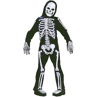 Skeleton Halloween Child Costume