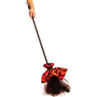 Swirl Witch Broom