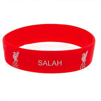 Liverpool Silicone Wristband Salah