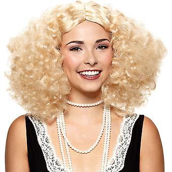 Peruukki omaksua kähertää blondi naisille