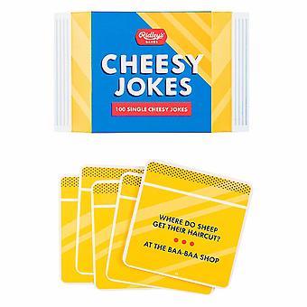 Ridley ' s 100 glume brânzos