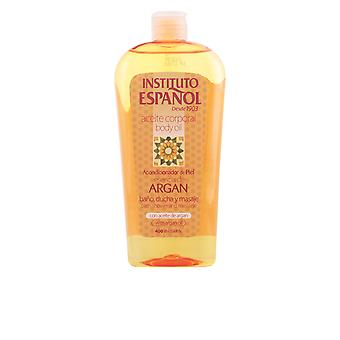 Instituto Español Argan Aceite korpral 400 Ml Unisex