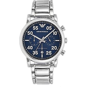Emporio Armani Ar11132 Sport Chronograph Blue Dial Men's Watch