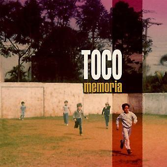 Toco - Memoria [CD] USA import