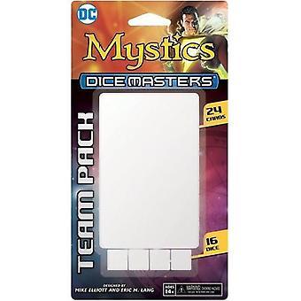 DC Dice Masters Mystics Team Pack