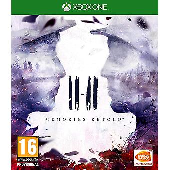 11-11 souvenirs racontés un jeu Xbox