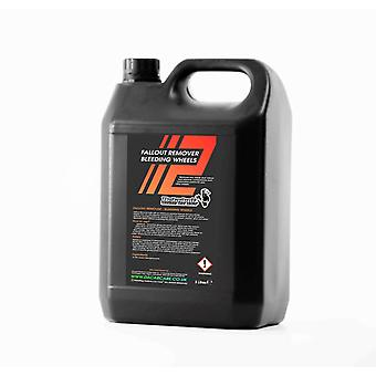5L Fallout Remover – Bleeding Wheels Non-Acidic by Detailing Addicts