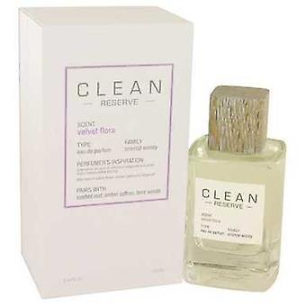 Clean Velvet Flora By Clean Eau De Parfum Spray 3.4 Oz (women) V728-537942
