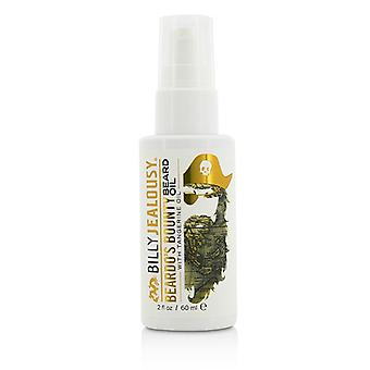 Billy svartsjuka Svantess Bounty skäggolja med Tangerine Oil 60ml / 2oz