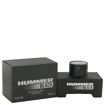 Hummer black eau de toilette spray by hummer   502157 125 ml