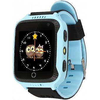 Q529 smartwatch for children with GPS-blue