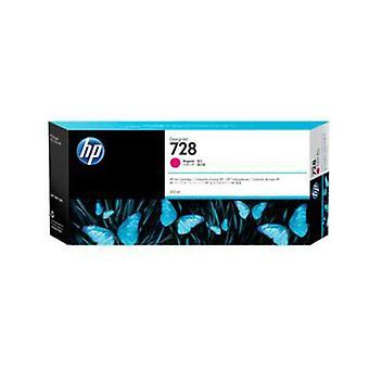Hp 728 300 Ml Magenta Designjet Ink Cartridge