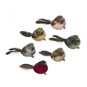Heaven Sends Multicoloured Bird Decorations|Gifts From Handpicked