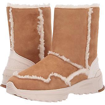 Coach dame Portia stof lukket tå Walking ankel rem sandaler